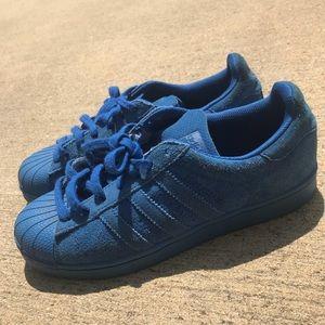 SuperStar Adidas (Blues)